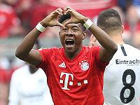 David Alaba (Bayern) © GEPA pictures/ Mathias Mandl