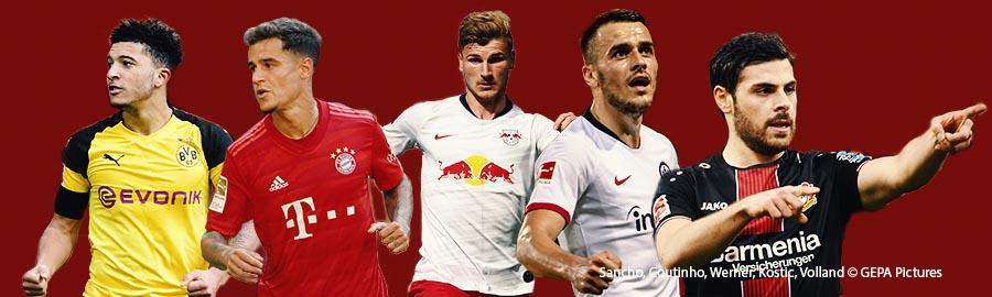 Bundesliga 2019 2020