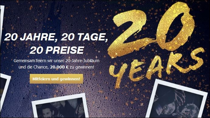 20 Jahre Bet-at-home