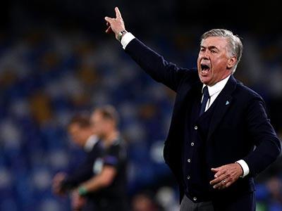 Carlo Ancelotti (Everton)