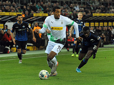 Hertha Vs Gladbach