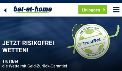 Bet-at-home Bonus Trustbet