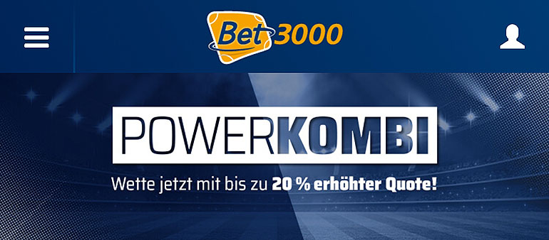 Bet3000 Powerkombi