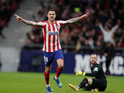 Vitolo (Atletico Madrid)