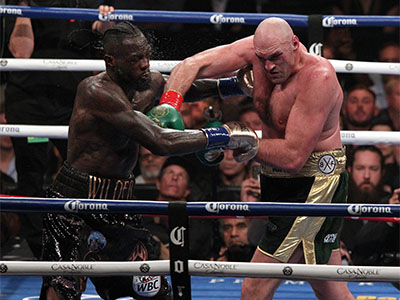Wilder, Fury (Boxen)