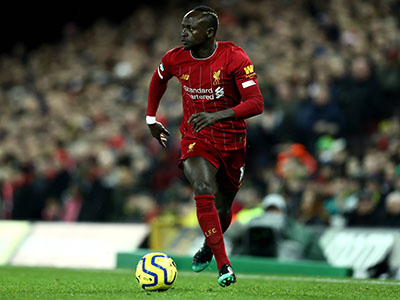 Sadio Mane (Liverpool) © imago images / Action Plus