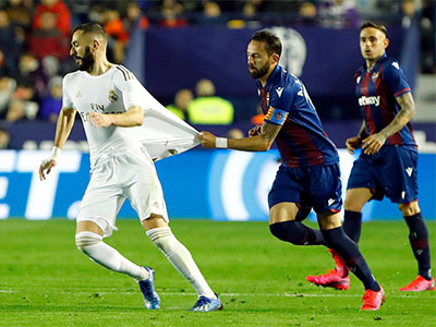 Benzema (Real Madrid)