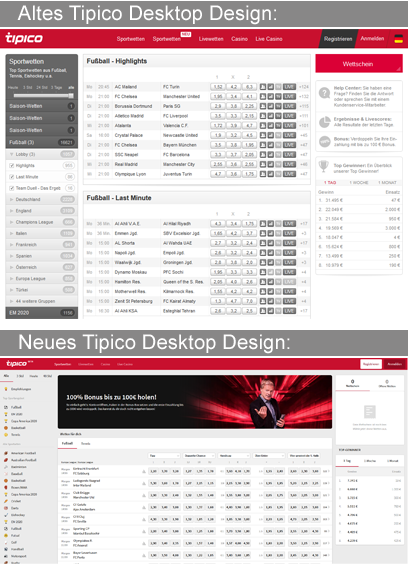 Tipico Desktop Version
