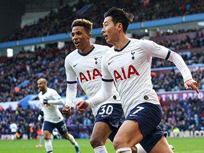 Ils sont (Tottenham)