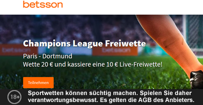 Champions League Wettbasis