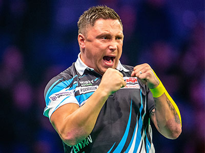Gerwyn Price (Darts)