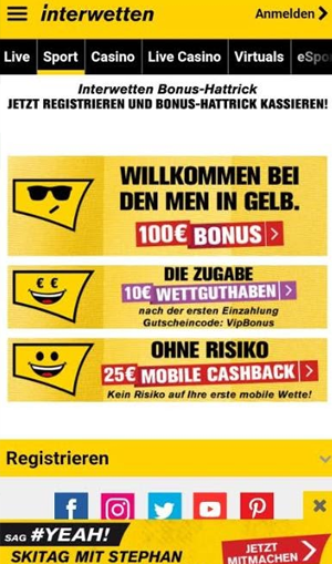 Wettbasis Bonus