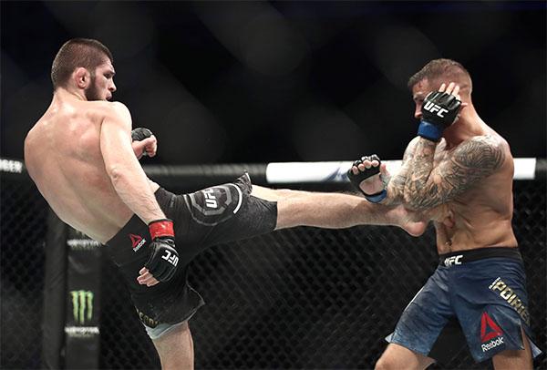 Khabib Kampf UFC