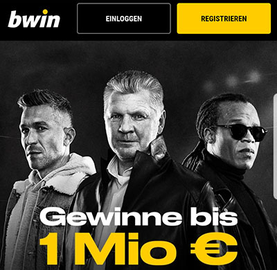 Bwin 1 Million Euro Promo