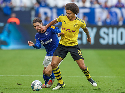 Witsel, Stambouli (Revierderby)