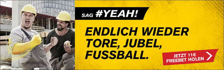 Interwetten Bundesliga Freebet