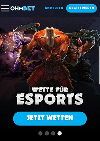 Ohmbet eSports