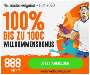 888sport EM Bonus
