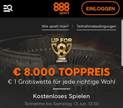888sport Bundesliga Tippspiel