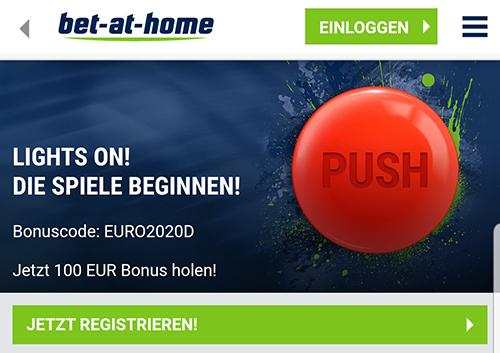 Bet-at-home EM Bonus