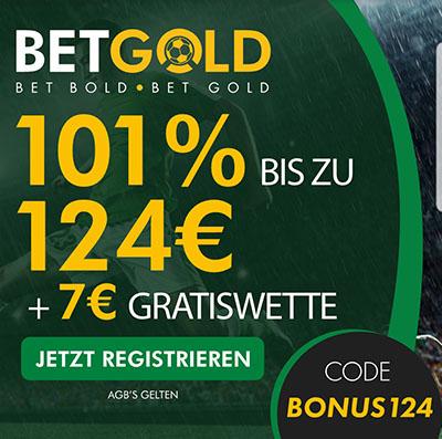 Betgold Bonus