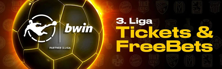 Bwin 3. Liga Freebets