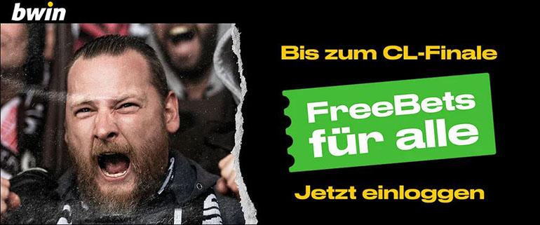 Bwin Champions League Freebets