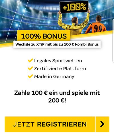 Merkur Sports Kombi Bonus