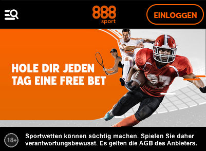 888Sports Freebet
