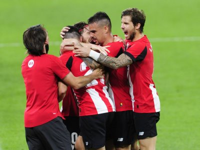 Athletic Bilbao jubelt