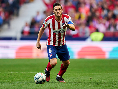 Koke (Atletico Madrid)