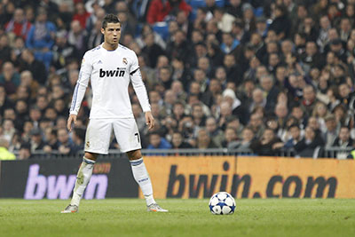 Bet and Win Real Madrid