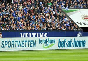 Bet at home Schalke