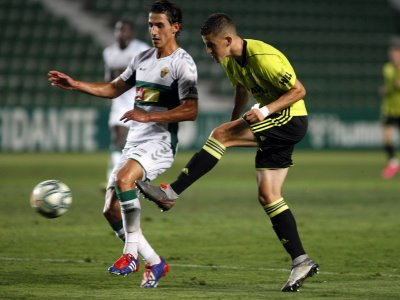 Elche vs. Saragossa La Liga Playoffs