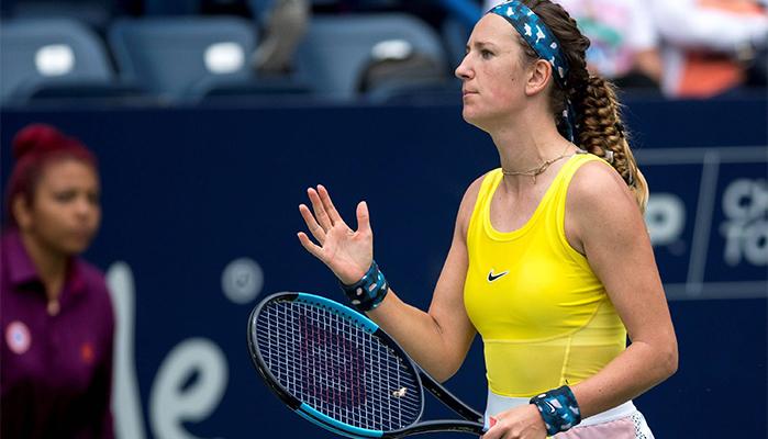 Azarenka hofft auf den US Open Titel
