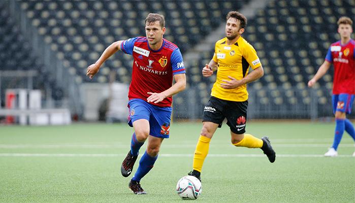 Fabian Frei hofft auf den Basel-Sieg in Osijek