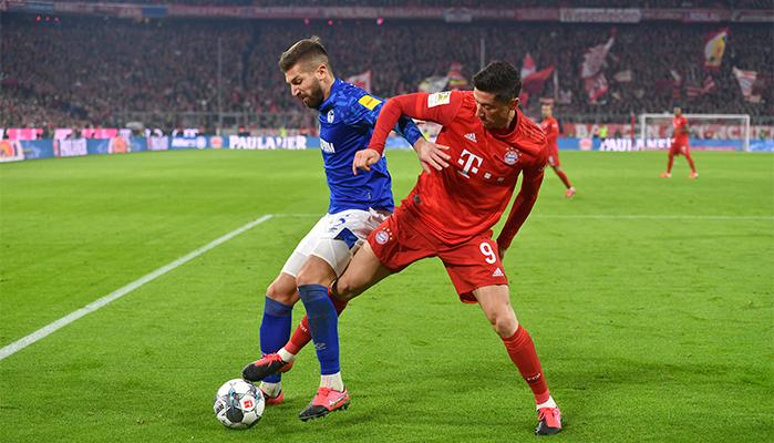 Dominiert Lewy das Bayern vs. Schalke-Match?