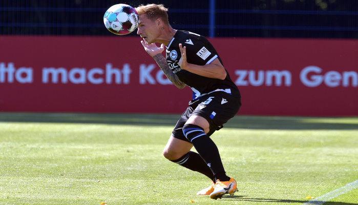 Konzentrierte Leistung von Bielefeld gegen RW Essen?