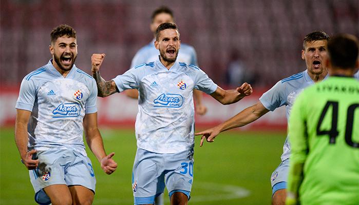 Zagreb Team jubelt