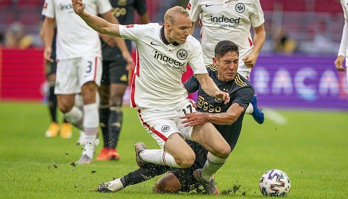 Rode ist mit Frankfurt Favorit gegen Bielefeld