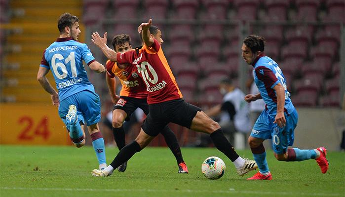 Läuft Belhanda bei Galatasaray vs. Gaziantep einen Schritt hinterher?