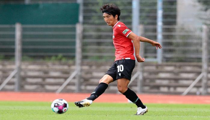 Führt Haraguchi Hannover gegen Würzburg in die nächste Runde?
