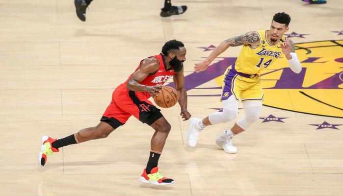 Rockets Gegen Lakers