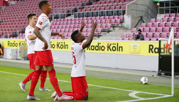 Jubelt Köln auch im DFB Pokal gegen Altglienicke?