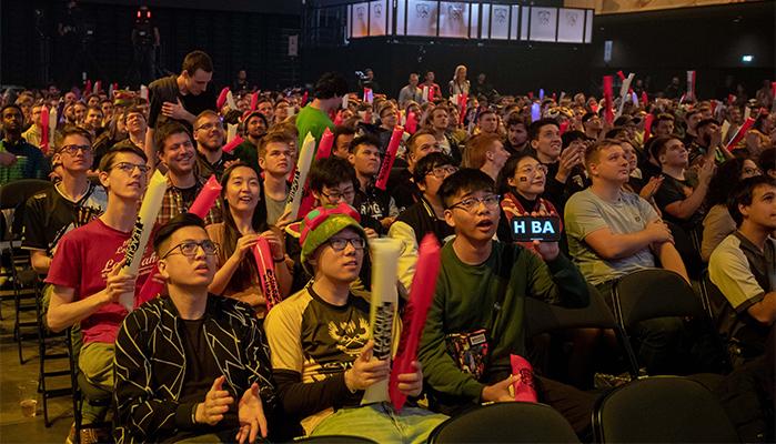 LoL Worlds 2020 in Shanghai