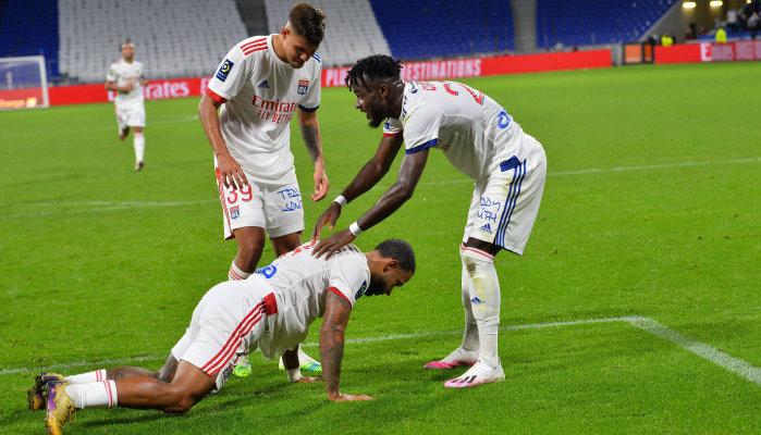 Holt Lyon gegen Montpellier drei Punkte?