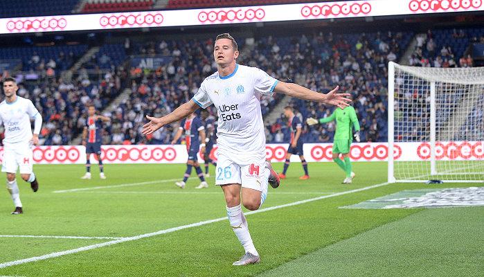 Jubelt Thauvin für Marseille gegen Saint-Etienne?