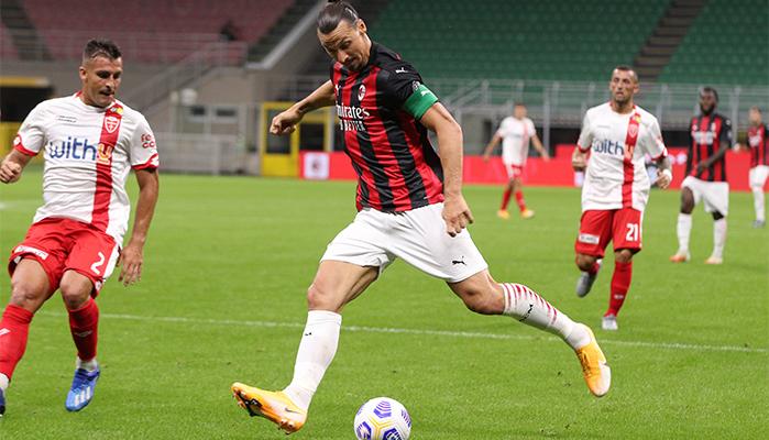 Gewinnt Zlatan bei Shamrock mit dem AC Milan?