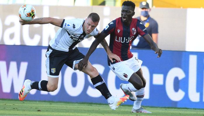 Erneutes Unentschieden zwischen Bologna und Parma?
