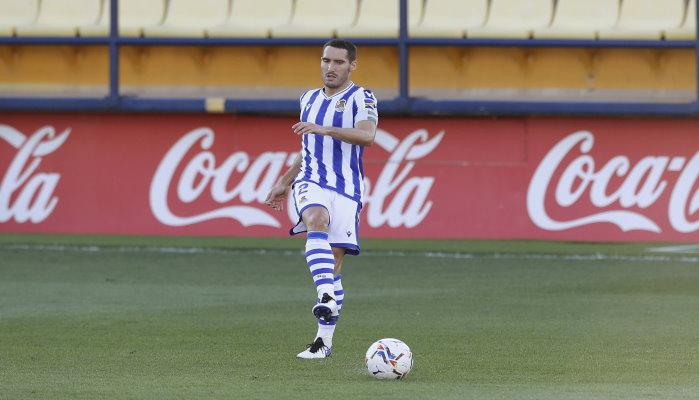 Zaldua will mit Real Sociedad gegen Valladolid punkten